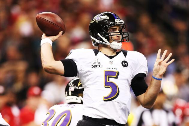 Super Bowl 2013: Breaking Down QB Joe Flacco's Best Plays in MVP Performance