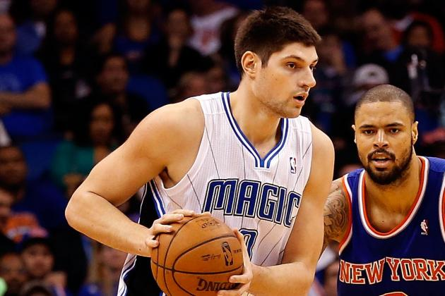 Magic lose 11th straight game, falling 86-76 to the Clippers