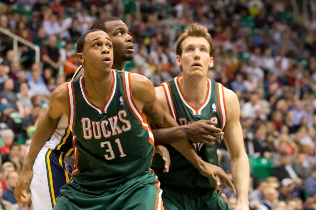 Jazz 100, Bucks 86 - Utah's inside job dooms Bucks