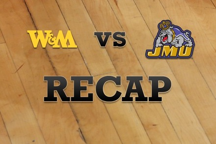 William & Mary vs. James Madison: Recap and Stats