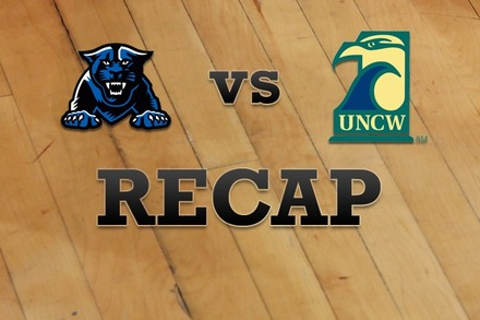 Georgia State vs. UNC Wilmington: Recap and Stats