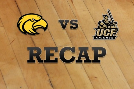Southern Miss vs. UCF: Recap and Stats