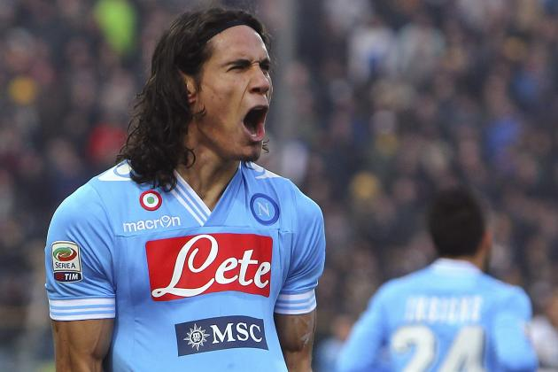 Arsenal Transfer News: Gunners Must Not Give Up on Edinson Cavani