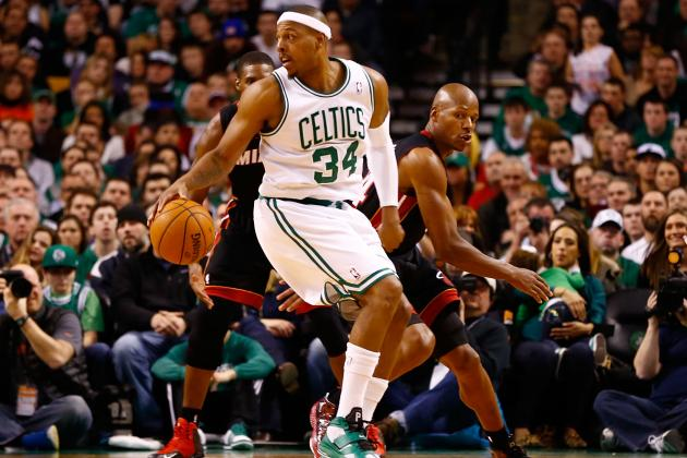 Golden State Warriors Should Make Play for Paul Pierce