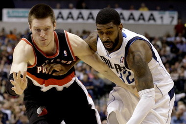 Blazers Lose 12-Point Lead and Fall to Mavericks, Red-Hot Mayo 105-99