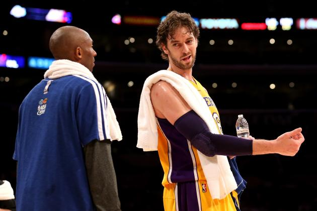 How the L.A. Lakers Wrecked Pau Gasol's Role