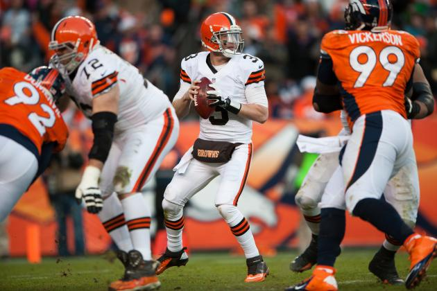Analyzing the Options at Quarterback for the Cleveland Browns in 2013