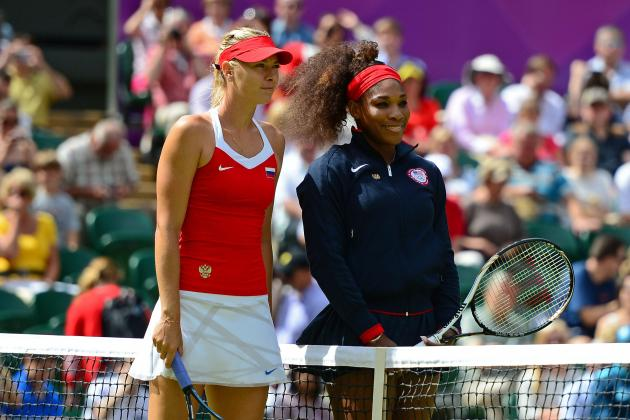 Tennis: Who Has Best Shot at No. 1 Ranking: Serena Williams or Maria Sharapova?