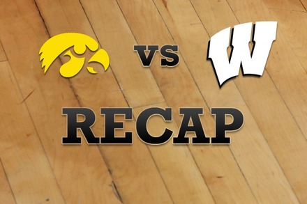 Iowa vs. Wisconsin: Recap and Stats
