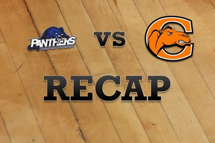 High Point vs. Campbell: Recap and Stats