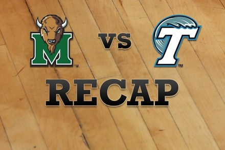 Marshall vs. Tulane: Recap and Stats