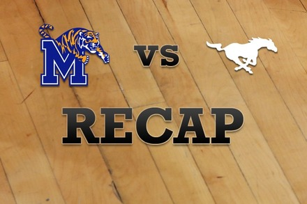 Memphis vs. Southern Methodist: Recap and Stats