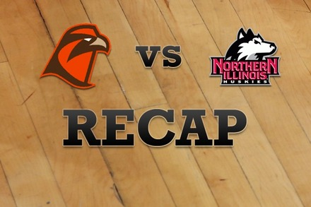 Bowling Green vs. Northern Illinois: Recap and Stats