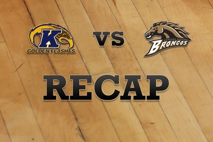 Kent State vs. Western Michigan: Recap and Stats