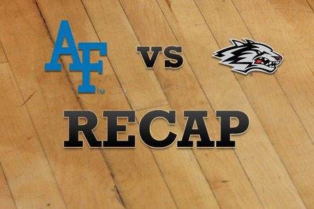 Air Force vs. New Mexico: Recap and Stats