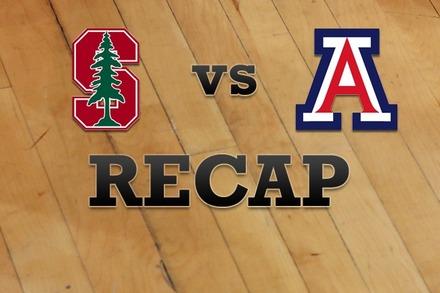 Stanford vs. Arizona: Recap and Stats