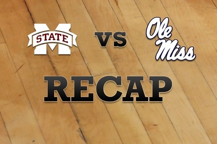 Mississippi State vs. Mississippi: Recap and Stats