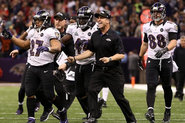 Super Bowl XLVII: Despite 49er Miscues, Baltimore Ravens Earned Win