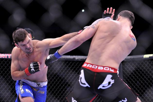 UFC 156: Why Demian Maia Doesn't Deserve a Shot at the GSP vs. Nick Diaz Winner