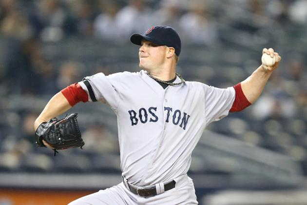 Breaking Down Strengths and Weaknesses of the Red Sox Rotation