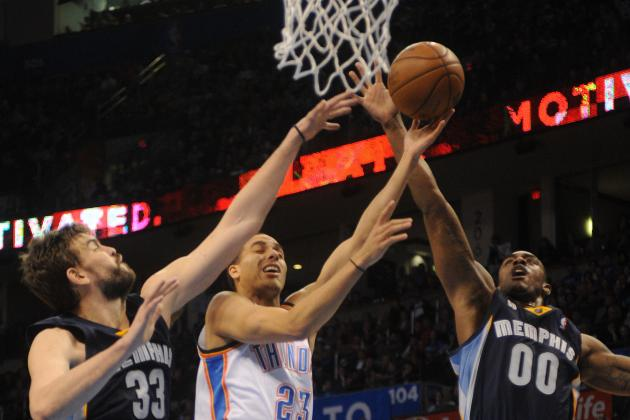 Oklahoma City Thunder: Warriors Paid the Price for Making Kevin Martin Mad