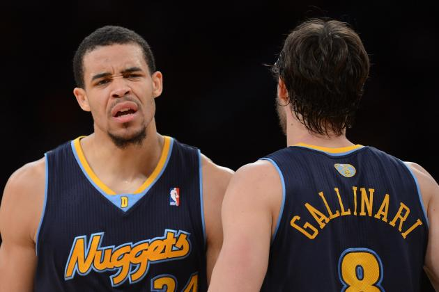 Why It's Impossible to Look Away from JaVale McGee
