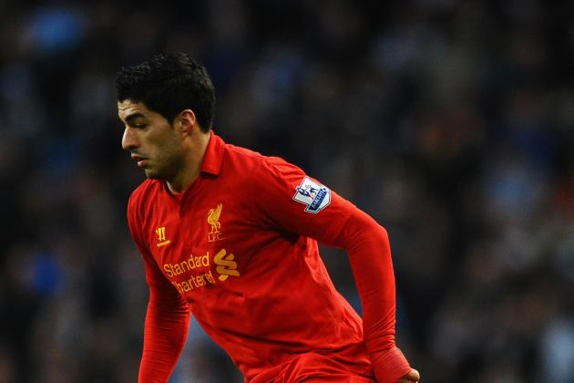 Liverpool Striker Luis Suárez Keen for Talks over New Anfield Contract