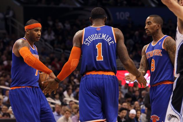 Do the New York Knicks Have the Best Bench in the NBA?