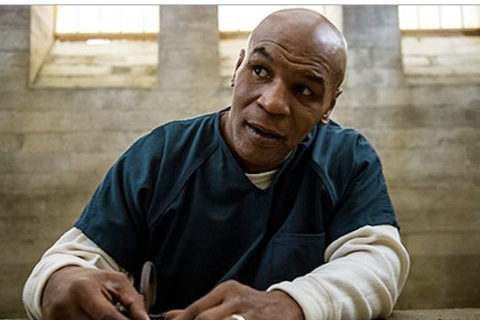 Mike Tyson on 'Law and Order: SVU'