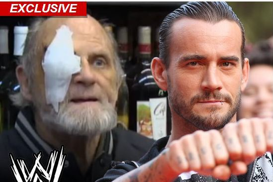 WWE SUPERSTAR CM PUNK Gunshot Victim Deserves BACKSTAGE PASSES!