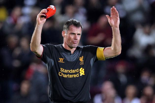 Liverpool's Jamie Carragher to Retire at Season's End