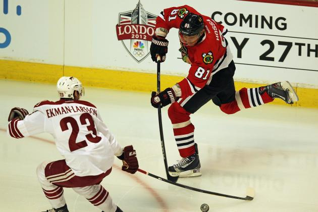 Chicago Blackhawks: Marian Hossa and the 'Hawks Should Focus on Hockey Thursday