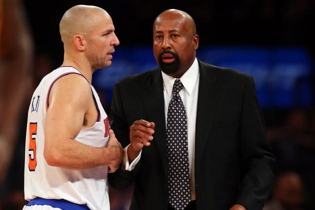 Knicks Trade Rumors: Mike Woodson Wise to Move Forward with Current Roster