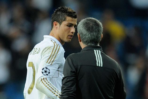 Cristiano Ronaldo Uncertain over José Mourinho's Future at Real Madrid