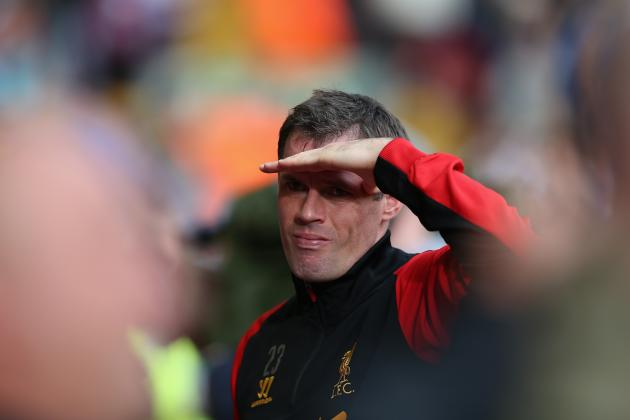 Liverpool FC: Jamie Carragher Set  to Retire at Season's End