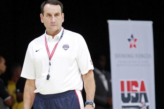 Sources: Team USA Hoops Still Wants Coach K