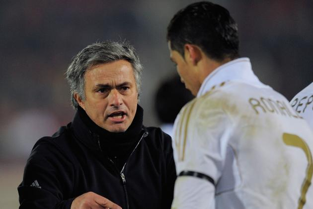 Real Madrid: Cristiano Ronaldo Unsure over Manager Jose Mourinho's Future (Poll)