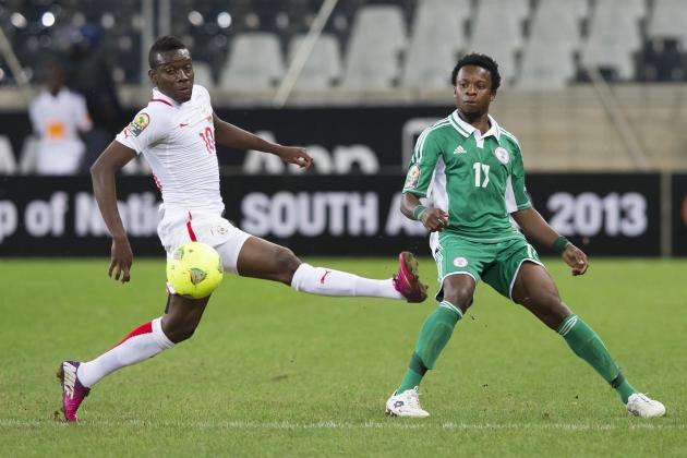 Africa Cup of Nations 2013: Key Players in Nigeria vs. Burkina Faso AFCON Final