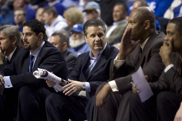 Kentucky Wildcats:  Will the SEC Help Kentucky's NCAA Tournament Chances?