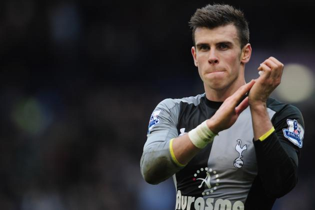 Tottenham Need One More Season from Gareth Bale to Hit the Big Time