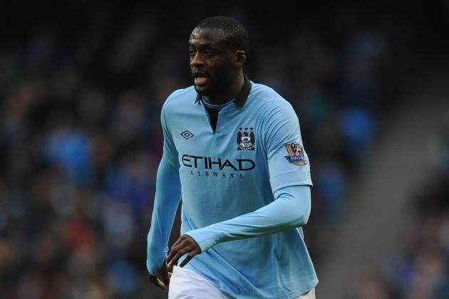 Yaya Toure Still Certain Manchester City Can Retain League Title