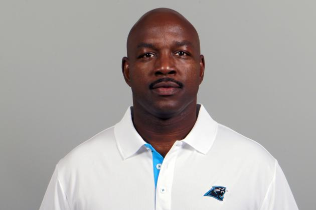 Report: Browns Hire Former Panthers RBs Coach John Settle
