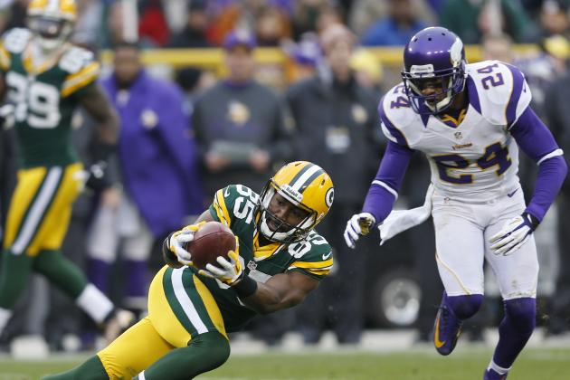 Greg Jennings Could Side with Rival Minnesota Vikings