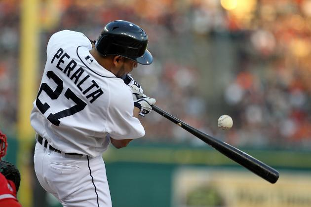 Detroit Tigers' Jhonny Peralta Says He Never Used PEDs