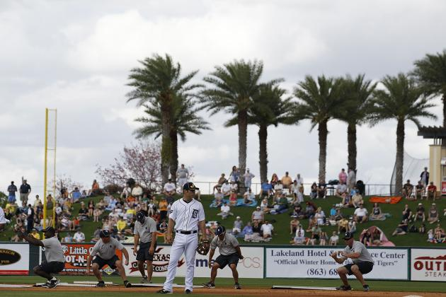 Tigers Announce Spring Training Broadcasting Schedule