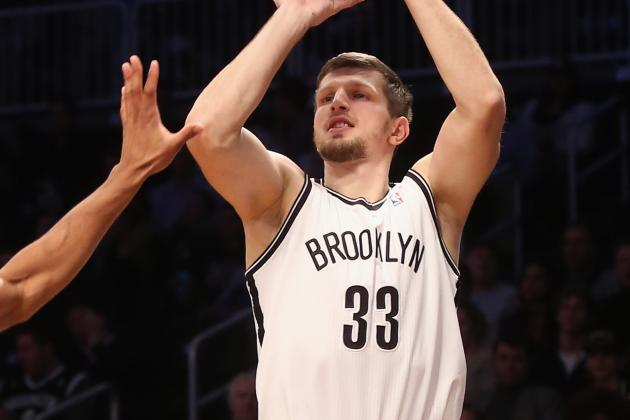 Mirza Teletovic Three Straight Airballs (Video)