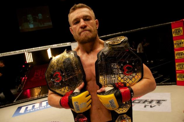 Uber-Prospect Conor McGregor Signs with the UFC