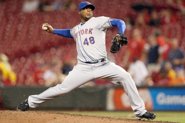 Terry Collins Says Frank Francisco Will Be the Mets' Closer