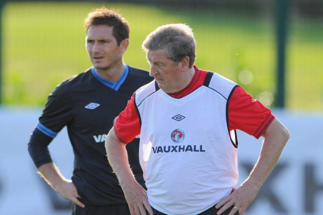 Coach Roy Hodgson Warns Lampard Against US Move