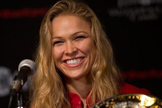 UFC Primetime Rousey vs Carmouche Debuts Thursday Night
